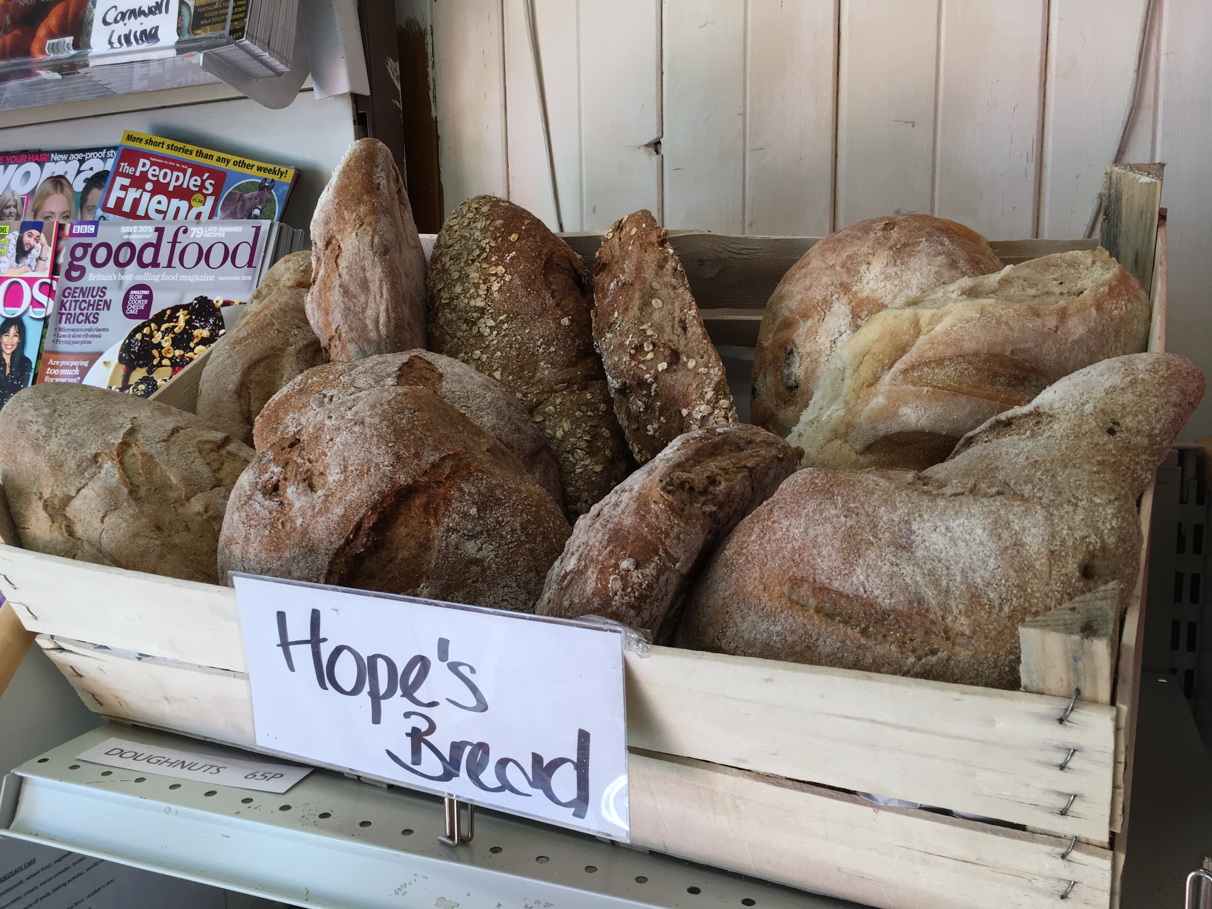 Hope's Bread